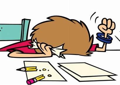 Homework Hard Too Problem Shared Children Box