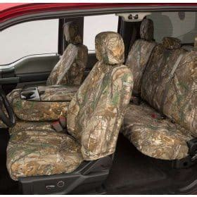 2016 Ford F150 Covercraft Carhartt Realtree Camo Seat