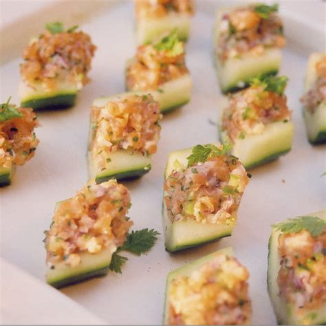 cucumber canapes food appetizers hors d oeuvres canape flickr
