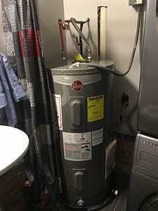 Rheem Water Heater Hook Up  U2013 Why No Hot Water  - Rheem Water Heater
