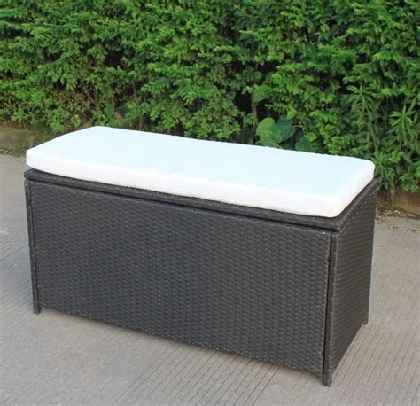 waterproof outdoor cushion storage box idea bistrodre