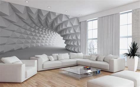 3d Wallpapers For House Walls by Creative Ways To Use 3d Wallpaper Murals On Home Walls