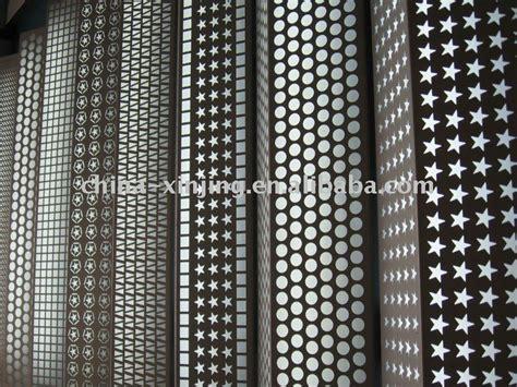 metal wall panels decorative decorative perforated metal panels