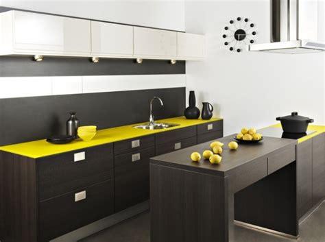 conseil deco cuisine conseil déco cuisine jaune