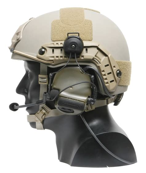Chase Tactical Striker ACH Level IIIA Combat Helmet