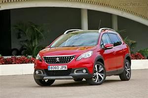 Peugeot 2008 1 2 Puretech 110 : peugeot 2008 allure 1 2 puretech 110 s s noticias ~ Medecine-chirurgie-esthetiques.com Avis de Voitures