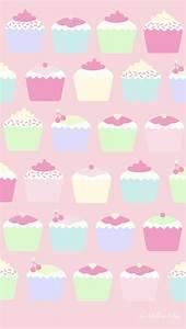Cute Cupcakes Wallpaper - WallpaperSafari
