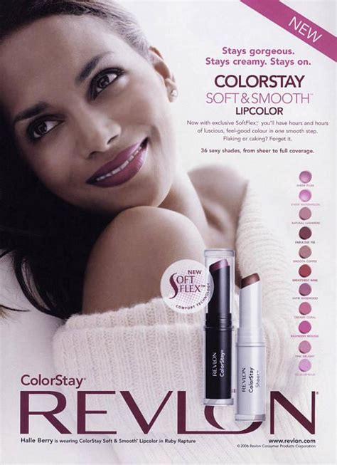 halle berry revlon color  girls beauty salon