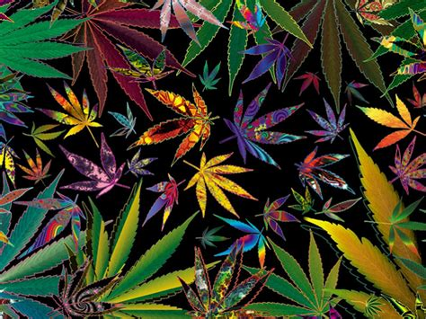 Trippy Weed Wallpapers For Iphone