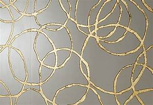 Gold Decorative Tiles - ceramic tile design ideas by