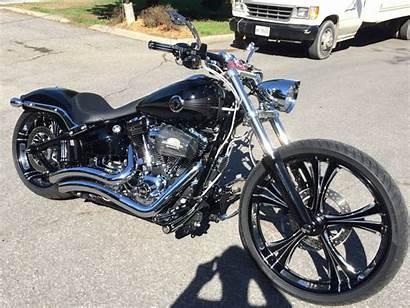 Breakout Wheel Fender Harley Davidson Softail