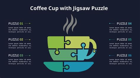 Coffee-related Jigsaw Puzzle Diagram|Puzzles