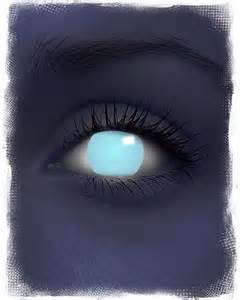 Electric Blue Uv Contact Lenses  Blacklight Buy Contact