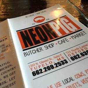 Neon Pig 169 s & 186 Reviews Cafes 1203 N