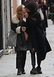 Sting's daughter Coco Sumner kisses Joséphine de La Baume ...