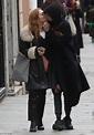 Sting's daughter Coco Sumner kisses Joséphine de La Baume ...