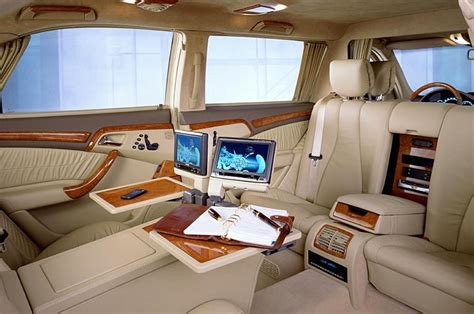 249 interior and exterior mirror,automatically dimming. Mercedes Benz S600 Pullman Interior | Pullman, Maybach, MB Limo`s | P…