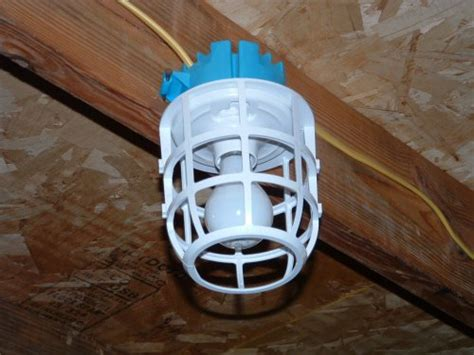 lightcage light bulb safety cage 1 ea contractor grade
