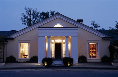 Get Look Southern Style Architecture by Ranch Style Home Transitional Coastal Interiors Home