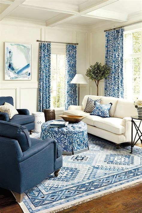 And White Chairs Living Room by Pin On Blue And White