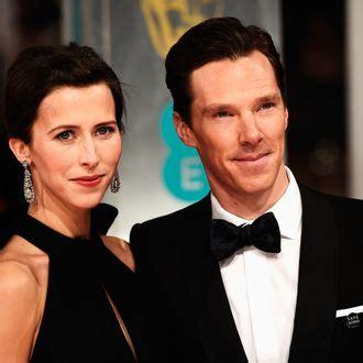 Benedict Cumberbatch Got Married on Valentine's Day