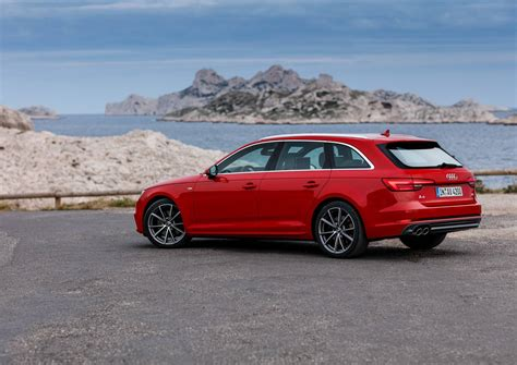 audi a4 2016 audi a4 avant review gtspirit