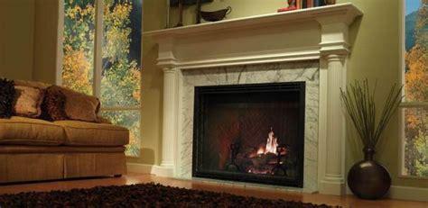 gas fireplaces  home heating  heatilator