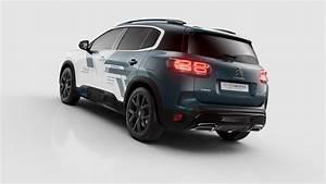 Citroën C5 Aircross Shine : citroen c5 aircross suv hybrid concept looks almost ready for production autoevolution ~ Medecine-chirurgie-esthetiques.com Avis de Voitures
