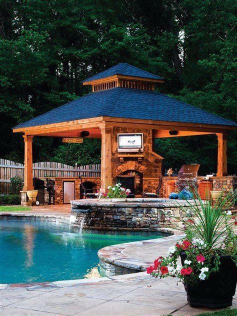 oustanding gazebo design ideas  offer real pleasure outdoors diy gazebo backyard