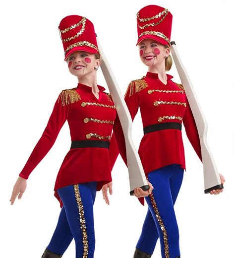 Curtain Call Costumesu00ae - March Of The Soldiers | Dance | Pinterest | March Costumes and Xmas