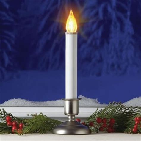 christmas tree candles go cordless