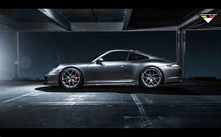 Vorsteiner Beplakt De 911 Carrera Met Carbon