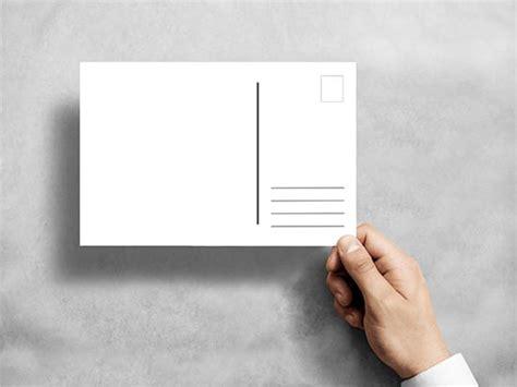 postkarten vorlage  einfach koennen sie postkarten layouten