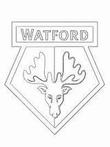 United Fc Leeds Watford 1001coloring Coloring Kleurplaten sketch template