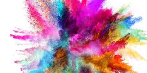 color dust purcolour color powder blasters foam confetti