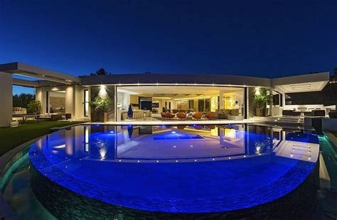 video game billionaire buys beverly hills mega mansion   million homes   rich