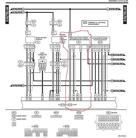 2001 subaru forester wiring diagram electrical website kanri info