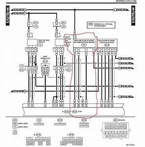 2001 Subaru Outback Fuse Diagram
