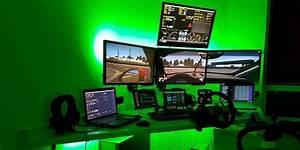 Gaming Schreibtisch Selber Bauen : die krassesten schreibtische und gaming zentralen erinnerung ~ Markanthonyermac.com Haus und Dekorationen