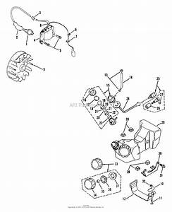 Snapper Rt4151 Rolling Trimmer Parts Diagram For Rt4151