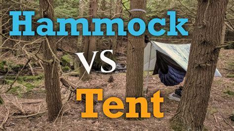 Tent Vs Hammock by Hammock Vs Tent Why I Don T Use A Hammock