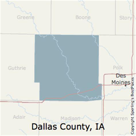places    dallas county iowa