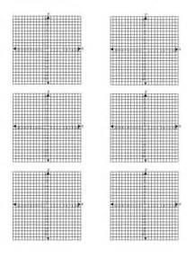 Blank Coordinate Grid Worksheets