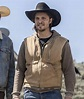 Luke Grimes Yellowstone Kayce Dutton Brown Vest