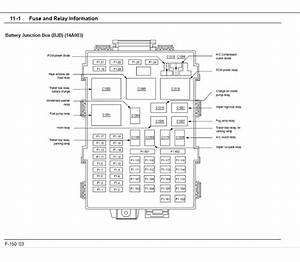 08 Ford F 150 Fuse Box Diagram 41780 Desamis It