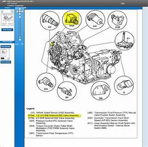 2004 Pontiac Grand Prix 3800 Series Iii With A P0751 Code