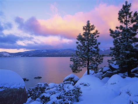 49 Bing Winter Scenes Wallpaper On Wallpapersafari