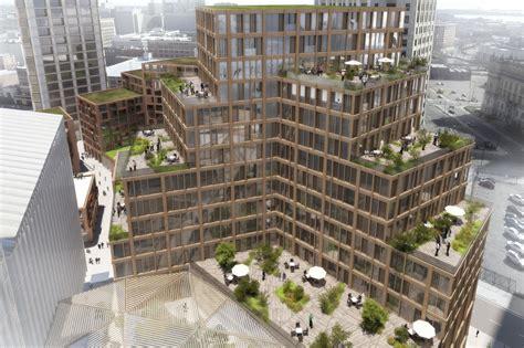 plans  monroe block suggest density modernism coming