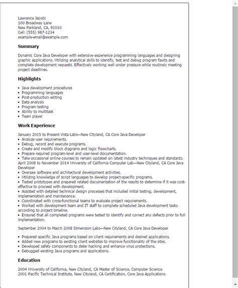 Professional Core Java Developer Templates To Showcase. Sap Pp Functional Consultant Resume. Sample Resume Web Developer. Key Words Resume. B Tech Fresher Resume. Tutor On Resume. Formal Resume Format For Freshers. Warehouse Manager Sample Resume. Sample Resume For Php Developer