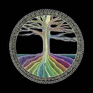 Third Of Life : chakra tree mandala chakra ~ A.2002-acura-tl-radio.info Haus und Dekorationen